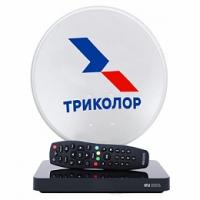 Комплект Триколор на 1 ТВ Ultra HD Ресивер (GS B528) Аб.плата-1500руб/год или 2500руб./год+сим карта с безлимитным интернетом в подарок