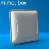 Панельная 3G, 4G антенна с боксом под модем PETRA BB MIMO 2x2 BOX